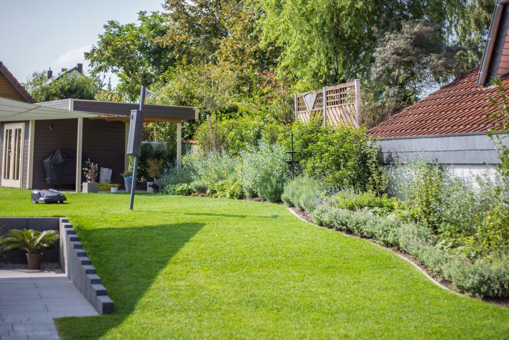 Pflege - Gartenpflege, erhöhen Sie den Wert Ihrer Immobilie.