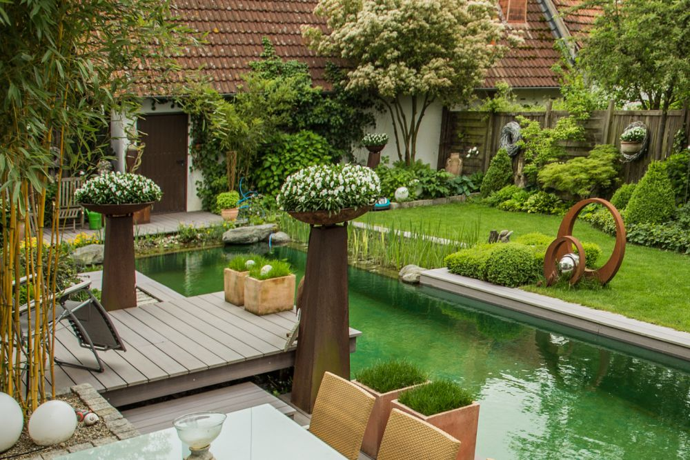 Vorher / Nachher Garten Galerie – Odenwäller, Bruchköbel