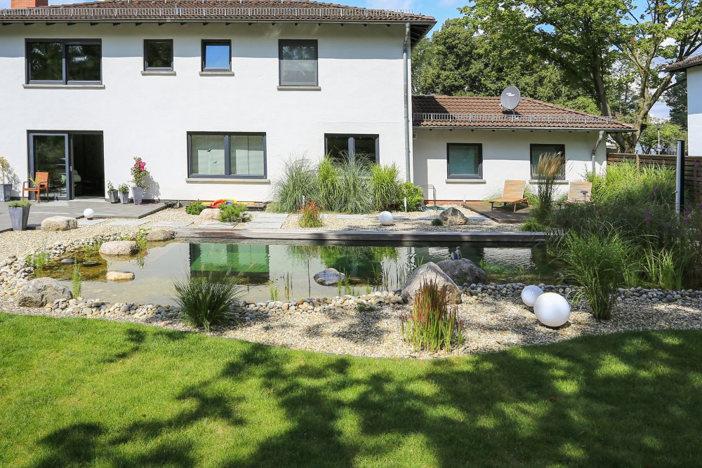 Projekt Hanau – Vorher Nachher Galerie Garten- & Landschaftsbau