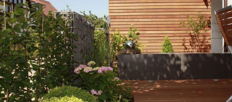 Holz im Garten - Individuell nach Ihren Wünschen