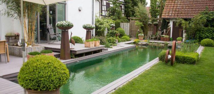 Genießen Sie die Idylle Ihres Hausgartens