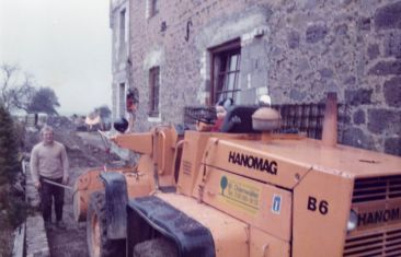 Umbau der Hofreite