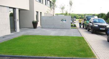 Begrünung Außenanlage von Departmentgreen in Langenselbold