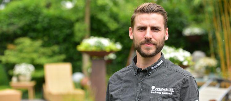 Andreas Baunach - Leitung - Team Gartenpflege